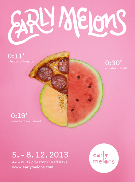 EARLY MELONS 2013